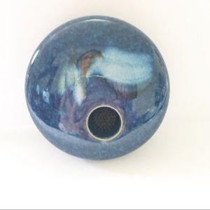 Ikebana Flower frog vase Georgetown pottery